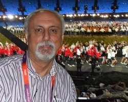 Vladimir Stankovic at 2012 London Olympic Games