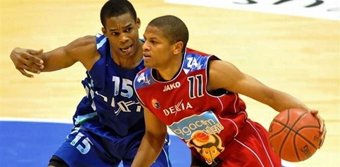 Union Olimpija signs Waters