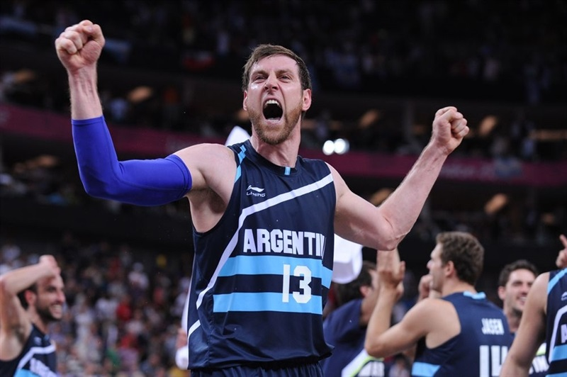 Andres Nocioni - Argentina Photo FIBA