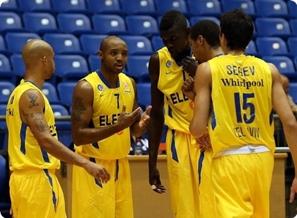 Players Maccabi Electra (photo maccabi .co.il)