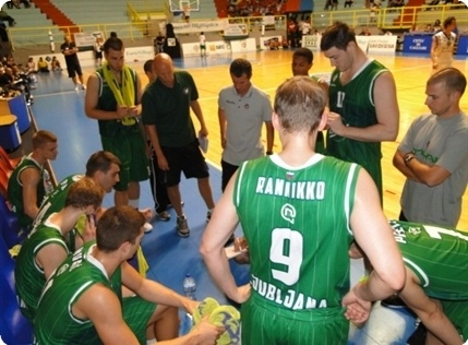 Union Olimpija in Cagliari tournament (photo union.olimpija.com)