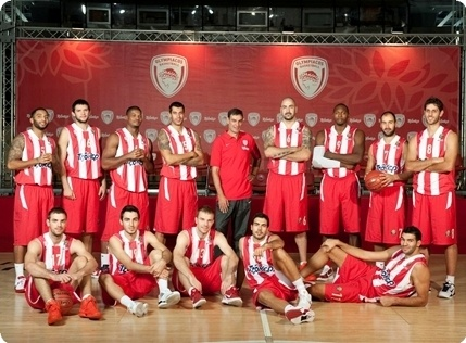Olympiacos Piraeus Media Day