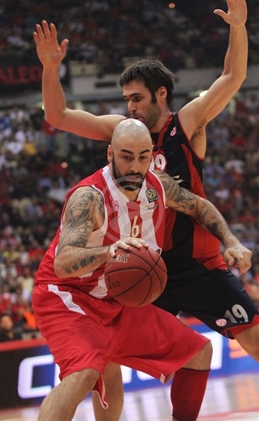 Pero Antic - Olympiacos Piraeus - EB 2012-13