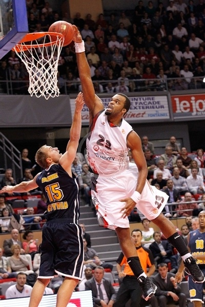 Shelden Williams - Elan Chalon - EB 2012-13
