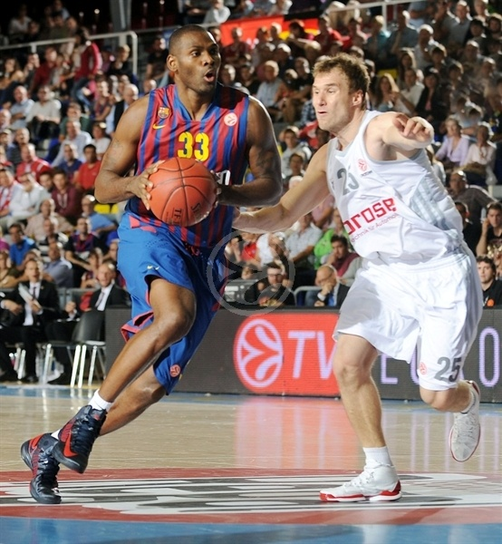 Pete Mickeal - FC Barcelona Regal - EB12-13