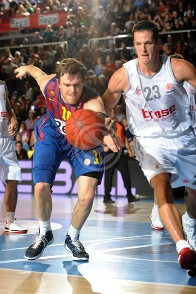 JC Wallace - FC Barcelona Regal - EB12-13