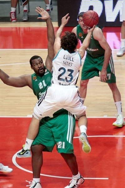 Sergio Llull - Real Madrid - EB12-13