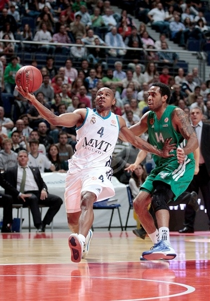 Dontaye Draper - Real Madrid - EB12-13