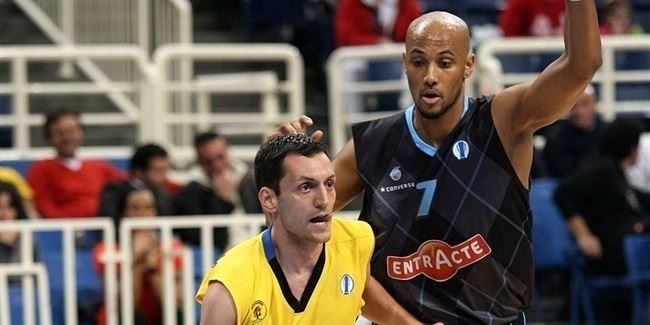 SLUC Nancy adds veteran forward Souchu