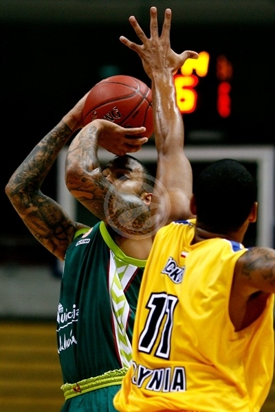 Marcus Williams - Unicaja Malaga - EB12-13