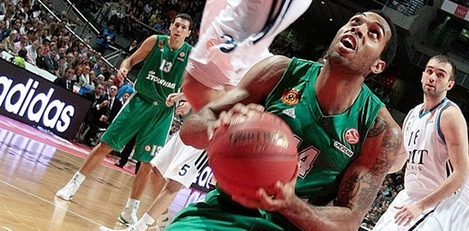 Panathinaikos loans Kitchen to Cedevita