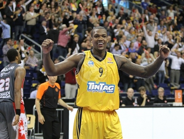 Deon Thompson - Alba Berlin - EB12