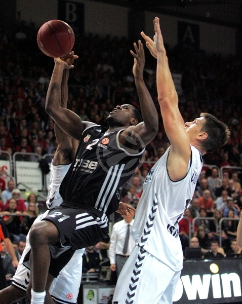 Latavious Williams - Brose Baskets Bamberg - EB12