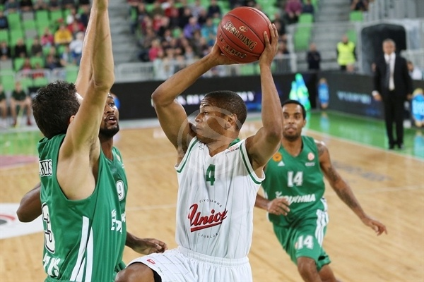 Dominic Waters - Union Olimpija - EB12