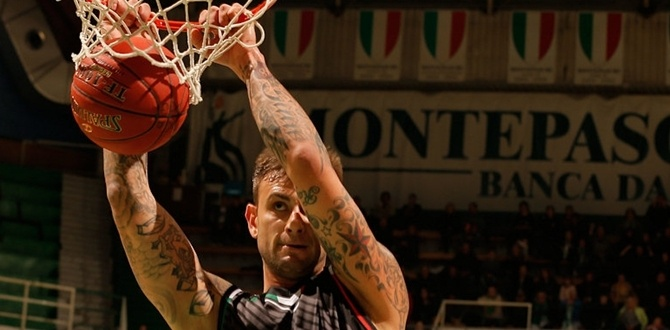 Montepaschi Siena, center Kasun part ways