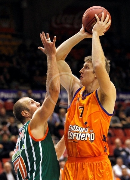 Justin Doellman - Valencia Basket - EC12 (photo Valencia Basket)