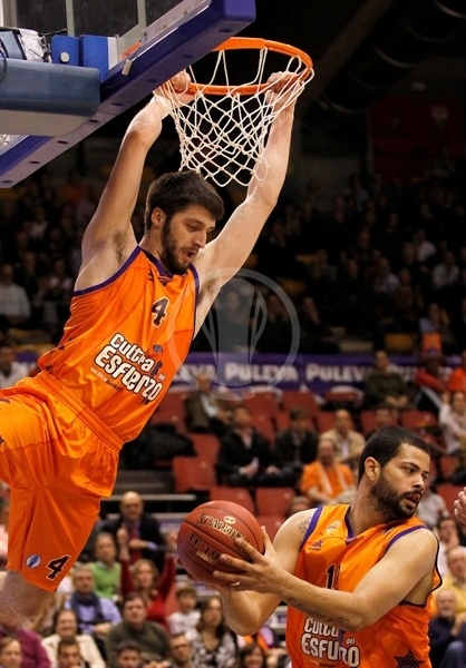 Stefan Markovic - Valencia Basket - EC12 (photo Valencia Basket)