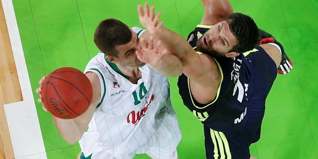 Big Bubnic is latest Olimpija reinforcement