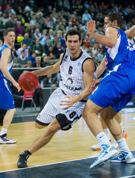 Nikos Zisis - Gescrap Bilbao Basket - EC12 (photo Bilbao Basket)