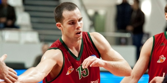 Banvit adds free-throw ace Baron