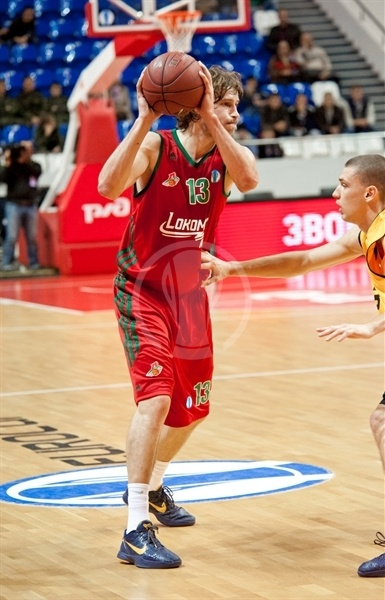 Simas Jasaitis - Lokomatic Kuban - EC12 (photo lokobasket.com)