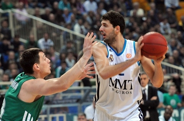 Nikola Mirotic - Real Madrid - EB12