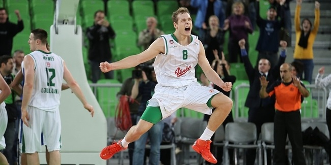 Cedevita brings home veteran forward Blazic