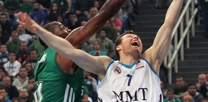 Real Madrid: Pocius, out 6-8 weeks