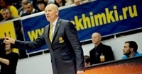 Khimki re-signs coach Kurtinaitis