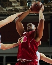 Travon Bryant - Cholet Basket - EC12 (photo Spartak SPB)