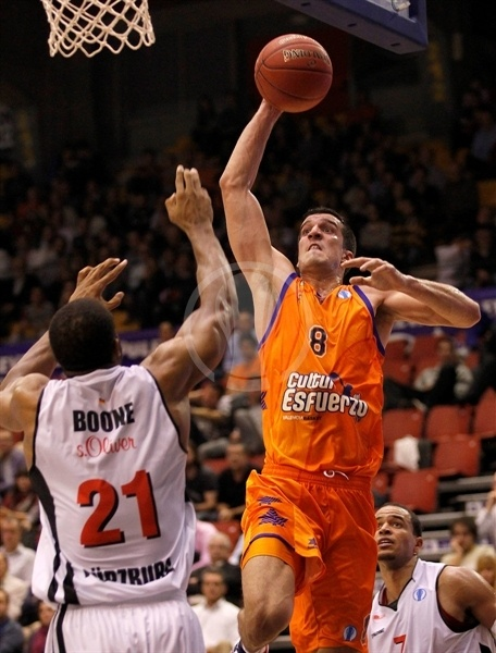 Marko Keselj - Valencia Basket - EC12 (photo Miguel Ángel Polo - Valencia Basket)