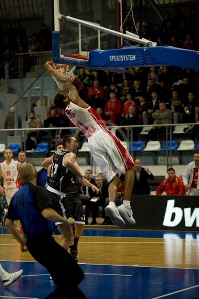 Devin Green - Lukoil Academic - EC12 (photo Lukoil Academic)