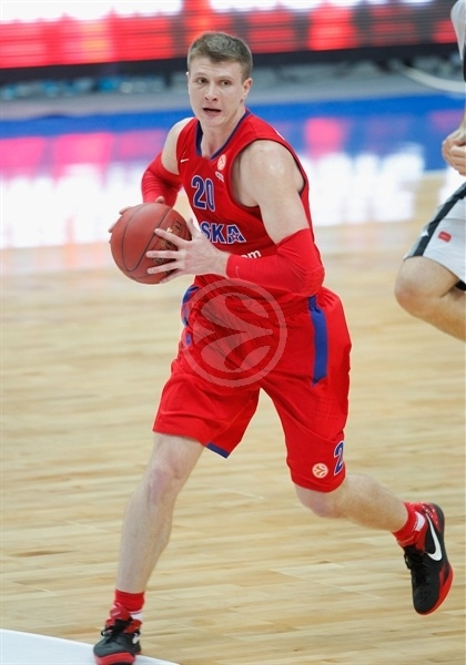 Andrey Vorontsevich - CSKA Moscow - EB12