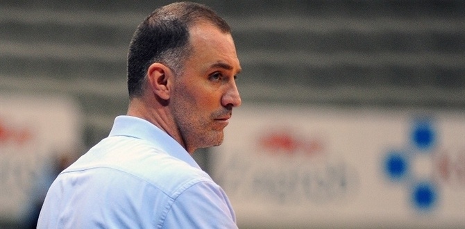 Mrsic steps down as Cibona head coach