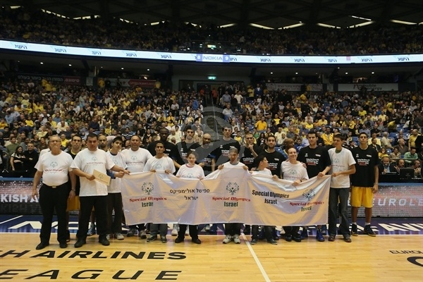 Special Olympics - Maccabi Electra - EB12