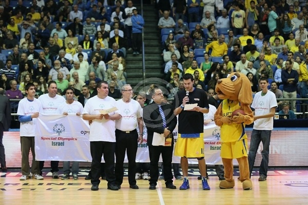 Guy Pnini - Special Olympics - Maccabi Electra - EB12