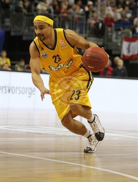 Dashaun Wood - Alba Berlin - EB12