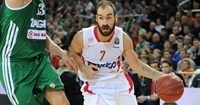 bwin MVP for November: Vassilis Spanoulis, Olympiacos Piraeus