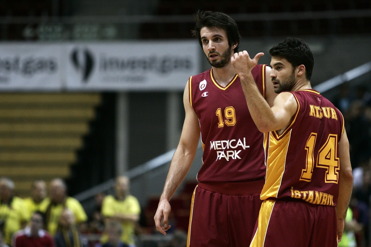 Furkan Aldemir and Engin Atsur - Galatasaray Medical Park - EC12 (photo Trefl Sopot)