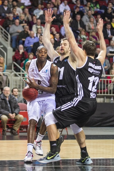 Anthony King - Artland Dragons (photo VEF Riga -Mikus Klavins)