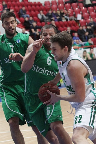 Pavel Antipov - Unics Kazan - EC12 (photo unics.ru)
