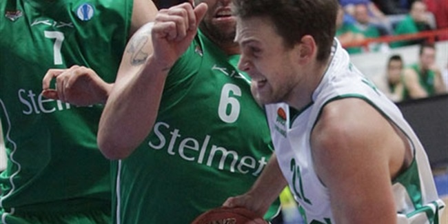 Zenit inks forward Antipov
