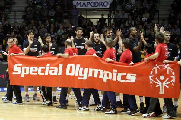 Special Olympics - Mapooro Cantu vs. Real Madrid - EB12