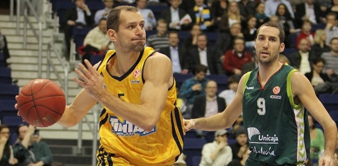 Season over for Alba Berlin's Avdalovic