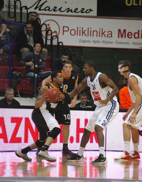 Allan Ray - Ratiopharm Ulm - EC12 (photo Cibona Zagreb)