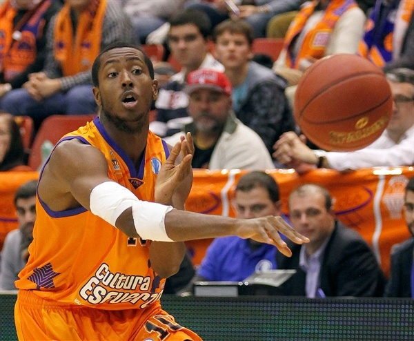 Larry Abia - Valencia Basket - EC12 (photo Valencia Basket)