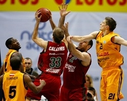 Nick Calathes - Lokomotiv Kuban - EC12 (photo Trefl Sopot)