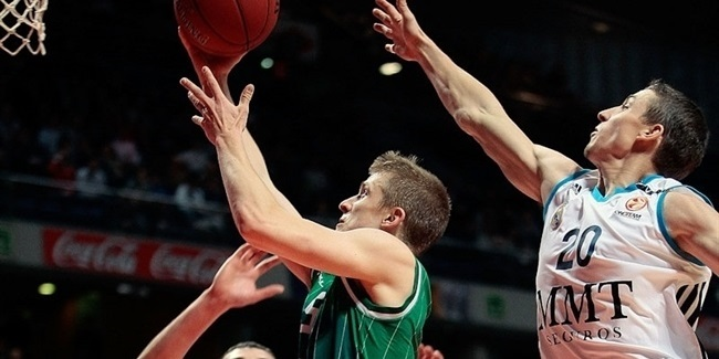 Union Olimpija extends Luka Rupnik