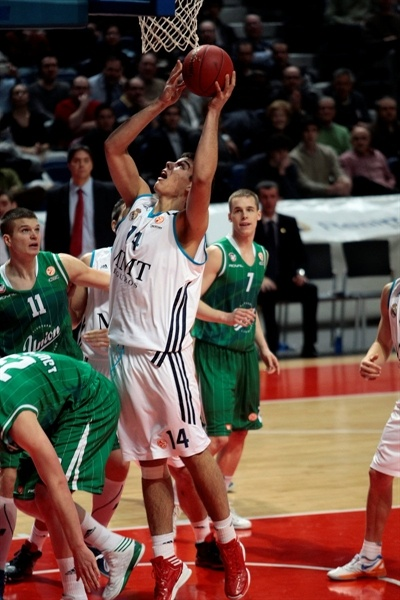 Guillermo Hernangomez - Real Madrid - EB12