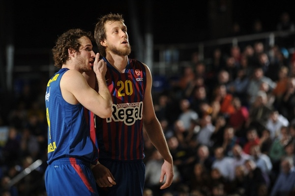 Joe Ingles - FC Barcelona Regal - EB12
